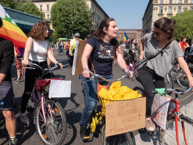 luisa grassi bike strike for future10